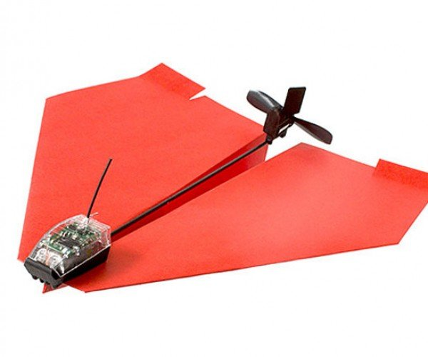 The PowerUp 3.0 Gives You Flight Control over a Paper Plane