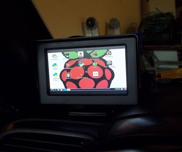 Raspberry Pi Car Computer: Raspboard