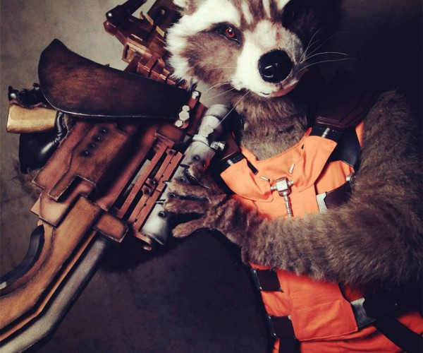 Rocket Raccoon Cosplay: Ain't Nothing Like This… Except This