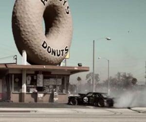 Ken Block's Gymkhana Seven Video Has Lots of Donuts