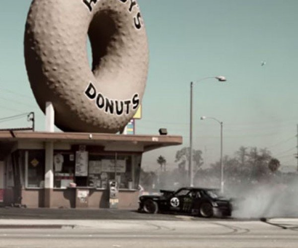Ken Block's Gymkhana Seven Video Has Lots of Donuts