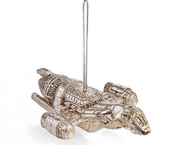 Serenity Ornament Geeks up Your Tree