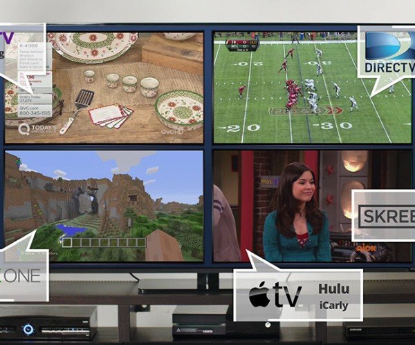 SkreensTV Gives Your TV 6-way Split Screen: ADHDTV