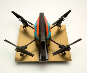 Skysense UAV Charging Pad: Nestaurant