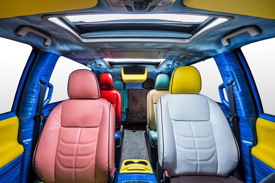 Spongebob Squarepants Toyota Sienna Well Maybe It Is