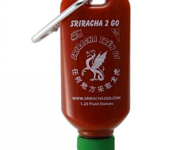 Sriracha2Go: Pocketful of Spice