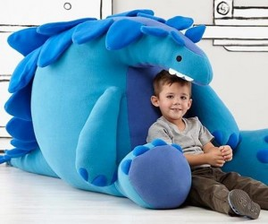 Giant Stuffed Dinosaur: Jurassic Plush