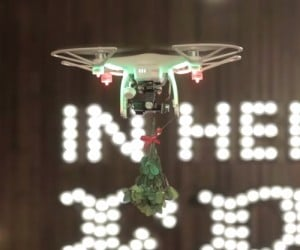 TGI Fridays Deploying Mistletoe-Equipped Drones in Search of PDA