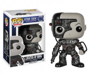 Star Trek: TNG Funko Pop! Collectibles: Resistance is Futile