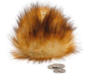 Tribble Coin Purse Sadly Won't Cause Coins to Multiply