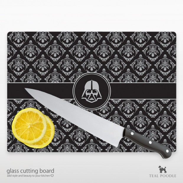 vader cutting board