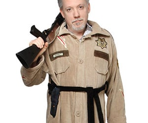 Walking Dead Sheriff Robe is Perfect for Lazily Fighting the Undead