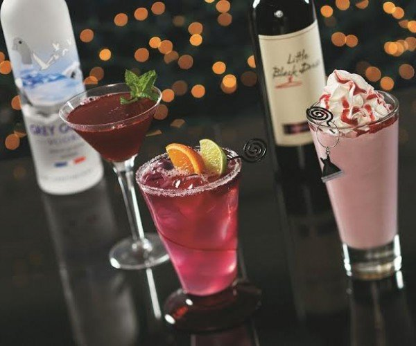 Red Wine Milkshakes: Is Red Robin Is Tokin' on Something Serious?