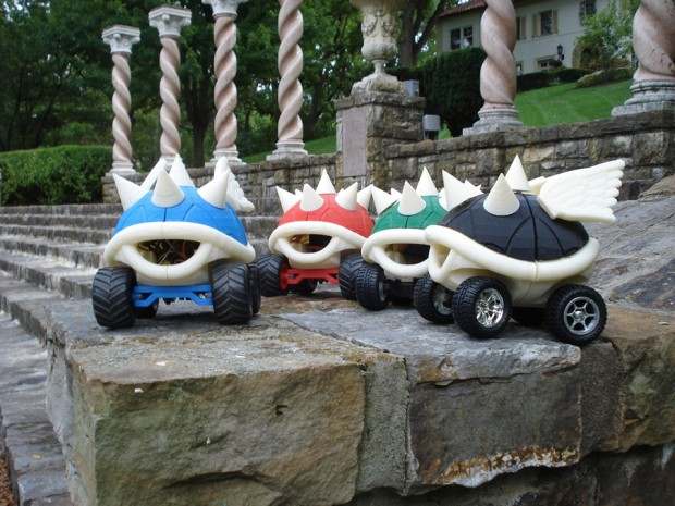 3d_printed_mario_kart_turtle_shell_racers_by_michael_curry_1