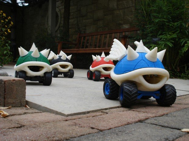 3d_printed_mario_kart_turtle_shell_racers_by_michael_curry_3