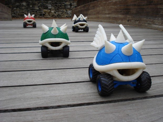 3d_printed_mario_kart_turtle_shell_racers_by_michael_curry_4