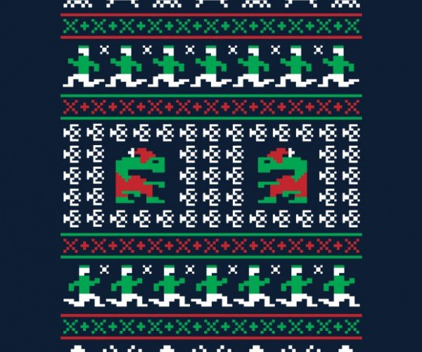 Games of Christmas Past Sweatshirt