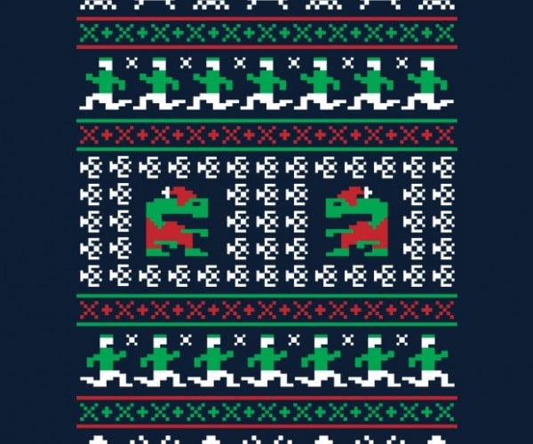 Games of Christmas Past Sweatshirt