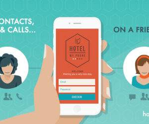 'Hotel My Phone' App Lets You Use Someone Else's Phone Like It Were Yours