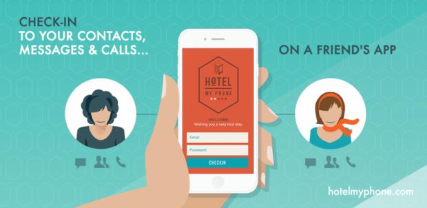 Hotel My Phone app1