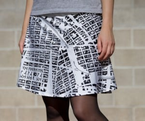 Monochrome Apparel: Put a Map on It