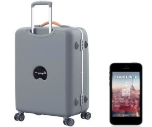 Pluggage Suitcase is for the Worldly Traveler