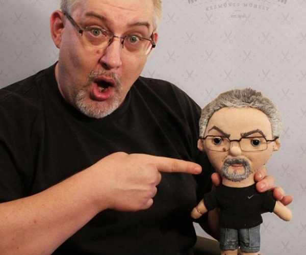 Selfie Doll: Custom-Made Dolls from Photographs