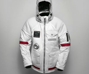 Spacelife Jacket Will Send Your Money out of This World