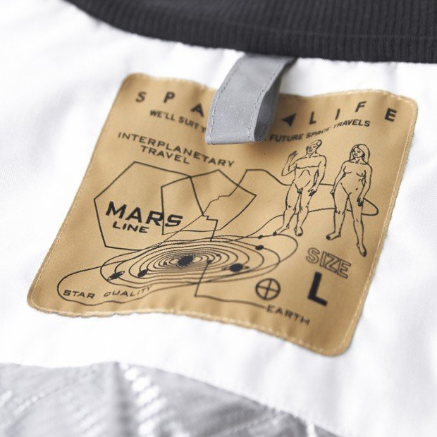 Spacelife spacesuit jacket 5