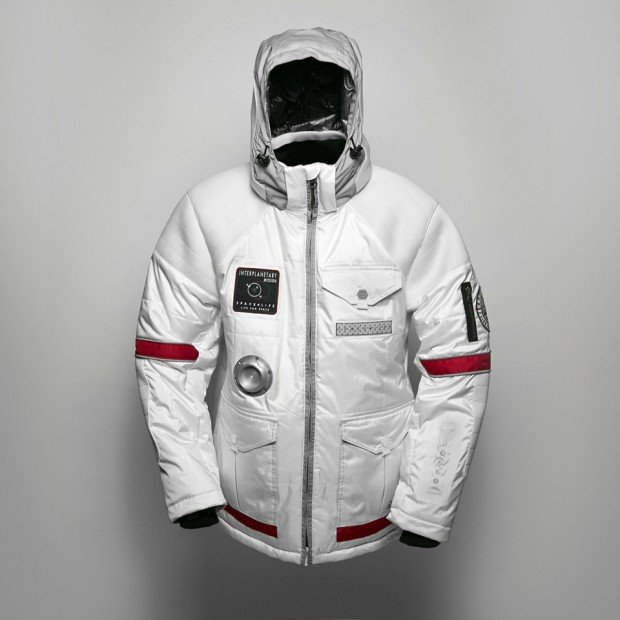 Spacelife spacesuit jacket