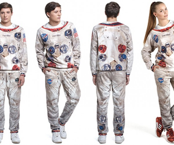 Replace Star Dust with Cheeto Dust in This Apollo 11 Sweat Suit