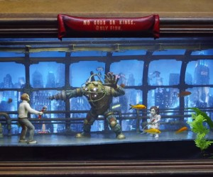 Rapture BioShock Aquarium: Under the Sea