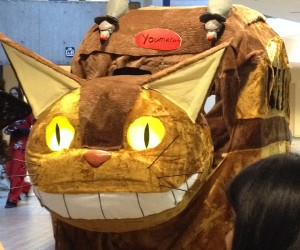 Catbus Cosplay: Meowza!