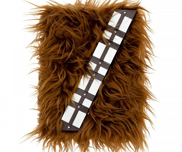 Chewbacca Star Wars Journals: It's Hard to Write with Your Arms Ripped off