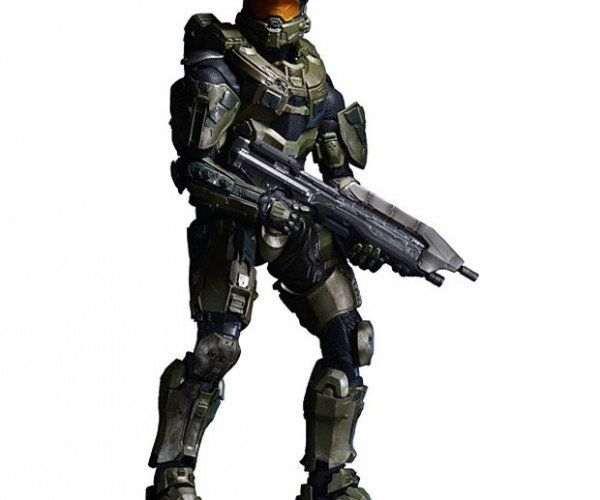 18-inch Halo Master Chief Action Figure is a Geek's Christmas Dream