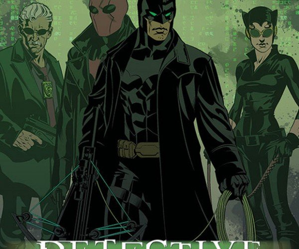 DC Comics Movie Poster Variant Covers Coming Soon