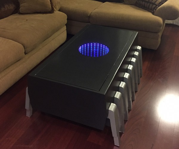 DIY EPROM Coffee Table: Chip off the Old Block