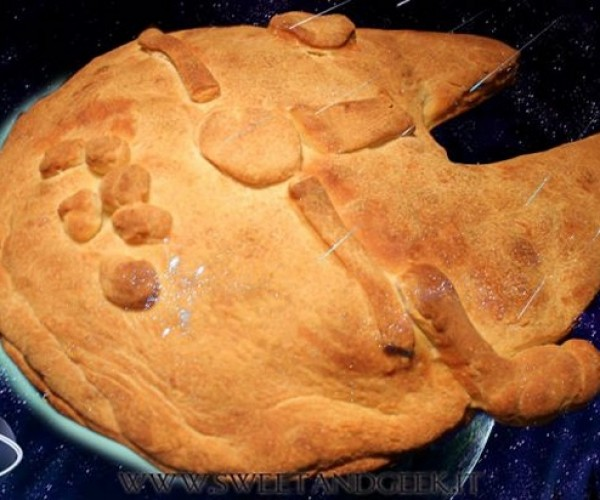 Millennium Falcon Pie: Eat It in Less than 12 Pie-secs