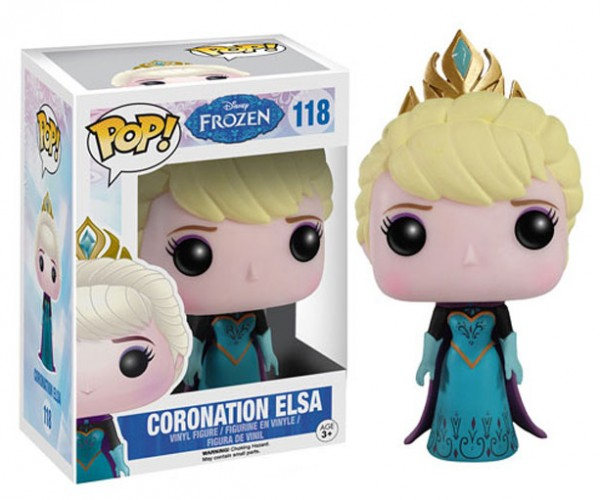 Funko Frozen Figures Won't Let Your Wallet Go