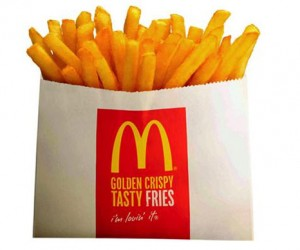 McDonald's Japan Facing Fry Shortage…NOOOOOOOOO!!