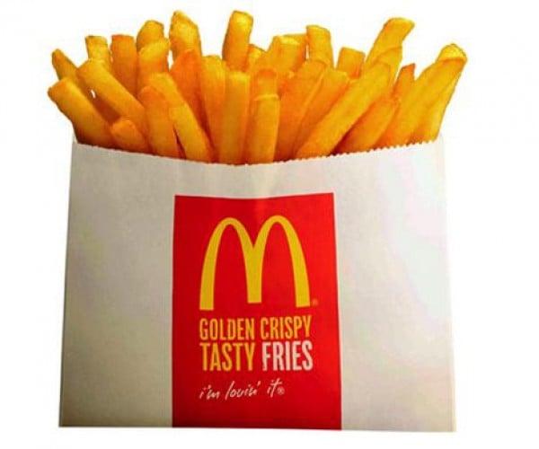 McDonald's Japan Facing Fry Shortage…NOOOOOOOOO!!