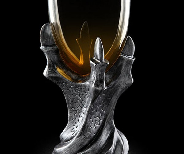 Game of Thrones Dragonclaw Replica Goblet: GoT Drink?