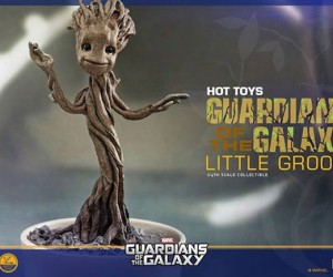Hot Toys Baby Groot Toy is Grootsome