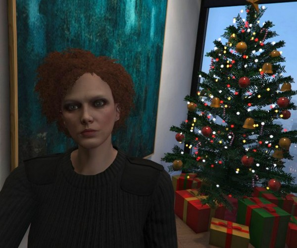 GTA V Holiday Update Adds Cars, Weapons, and Christmas Outfits and Decorations