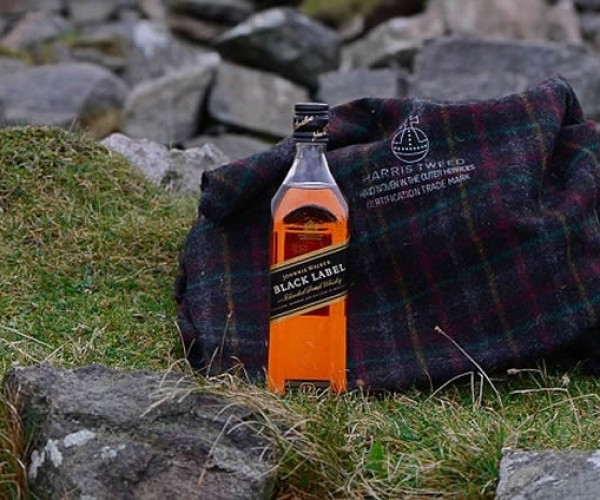 This Fabric Permanently Smells Like Whisky