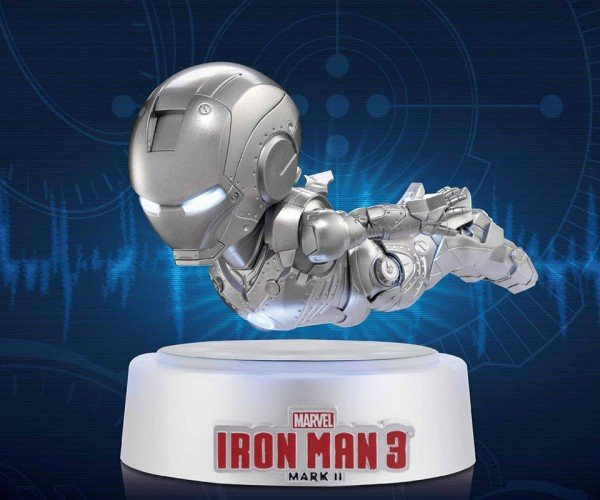 Iron Man Mk. II Floating Figure: Repulsor Tech