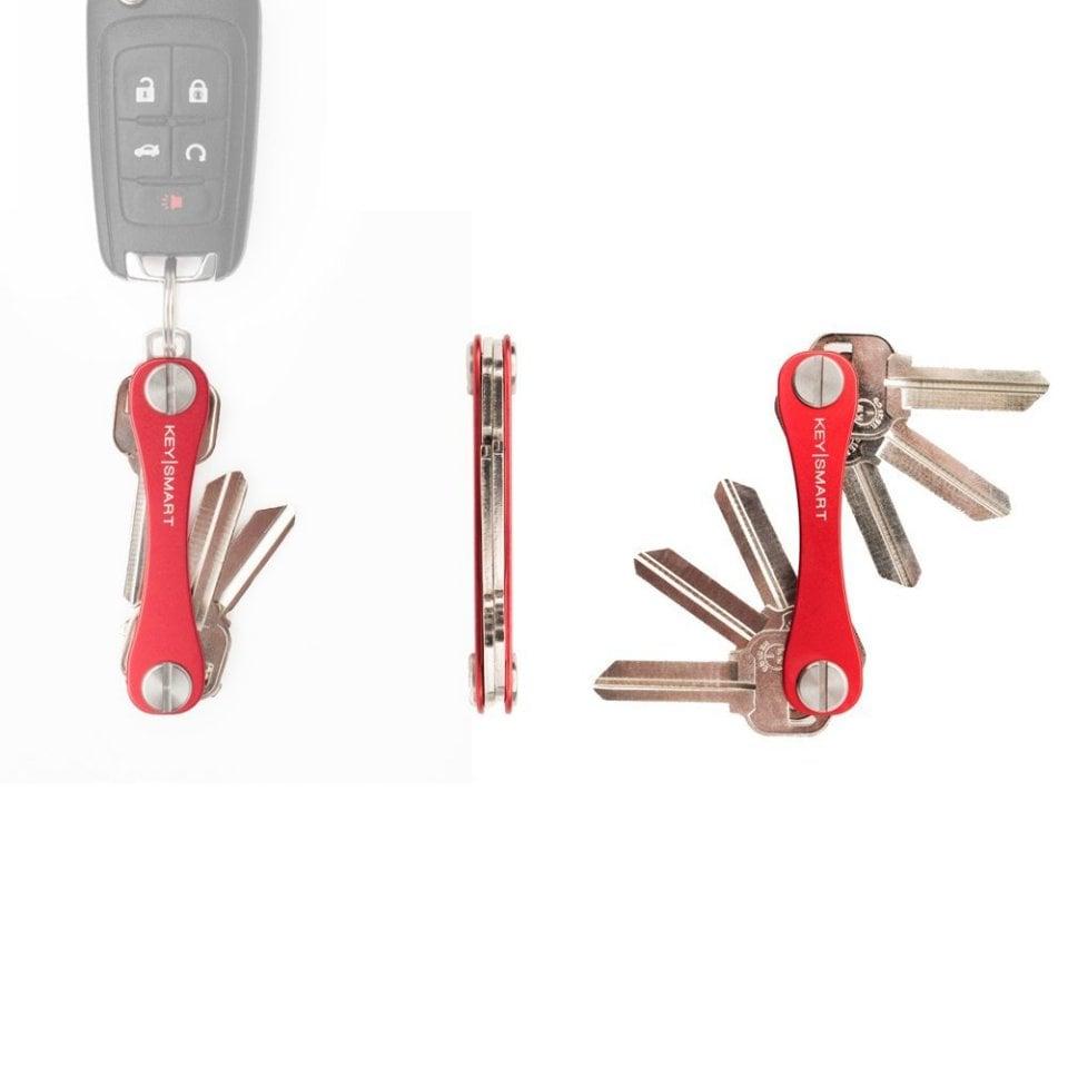 Keysmart Compact Key Holder Swiss Army Key