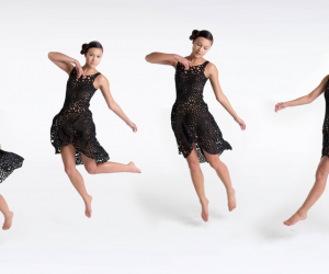 MoMA Buys First 3D Printed Kinematics Dress
