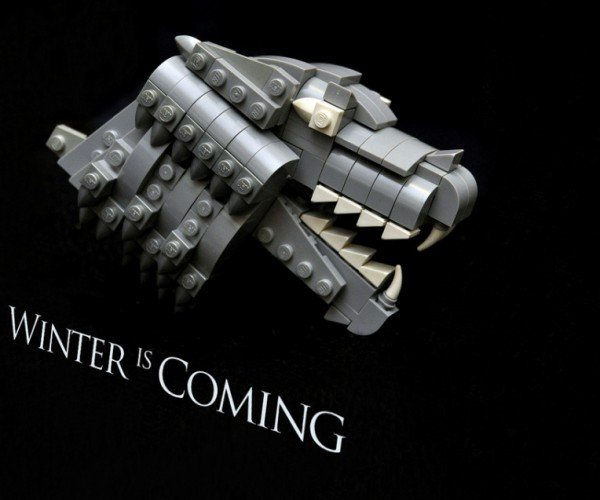 LEGO Game of Thrones House Sigils