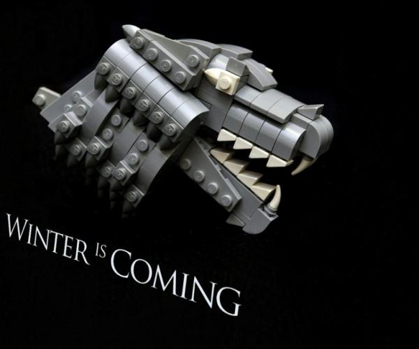 LEGO Game of Thrones House Sigils